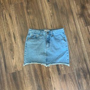 Dresses & Skirts - Denim skirt.